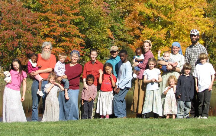 The Extended Coover Family, 12/2009